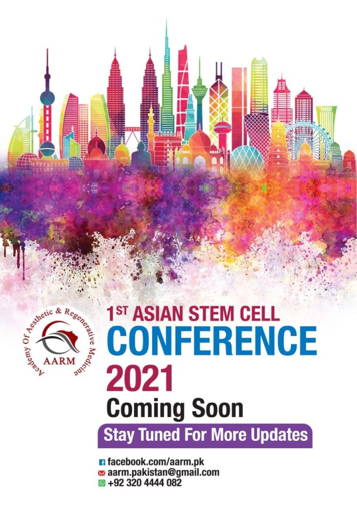 1st Asian Stem Cell Conference